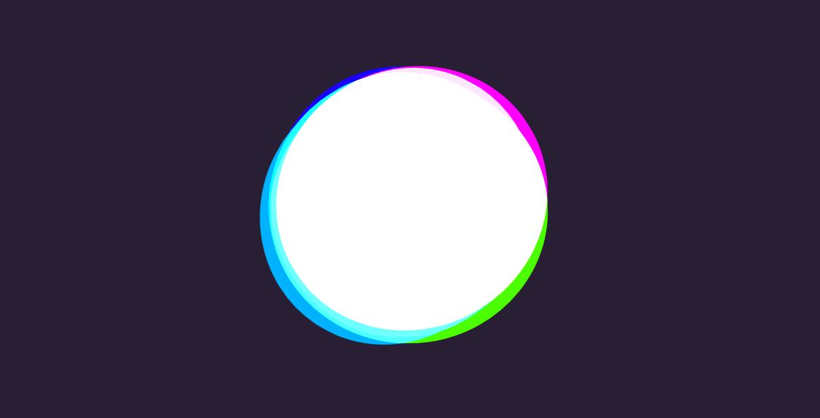 CSS+JS实现圆形彩色波浪效果loading加载动画效果代码