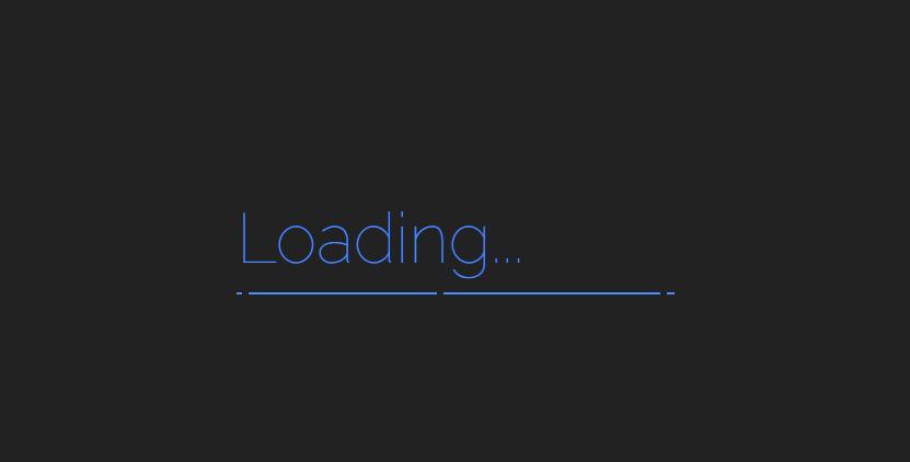 CSS+JS实现安卓android进度loading动画效果代码下载