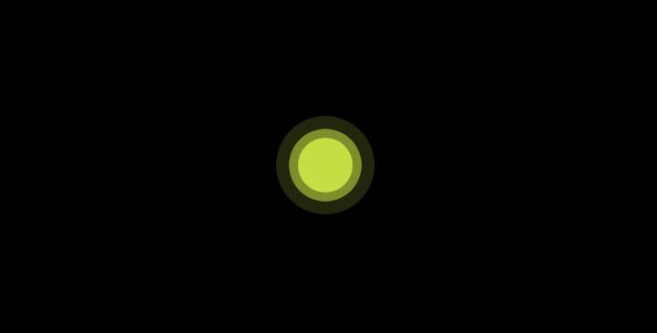 CSS+JS实现圆形弹性波浪动画加载效果代码下载