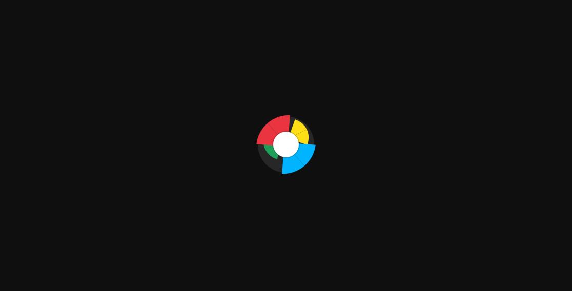 仿google chrome浏览器加载动画loading代码